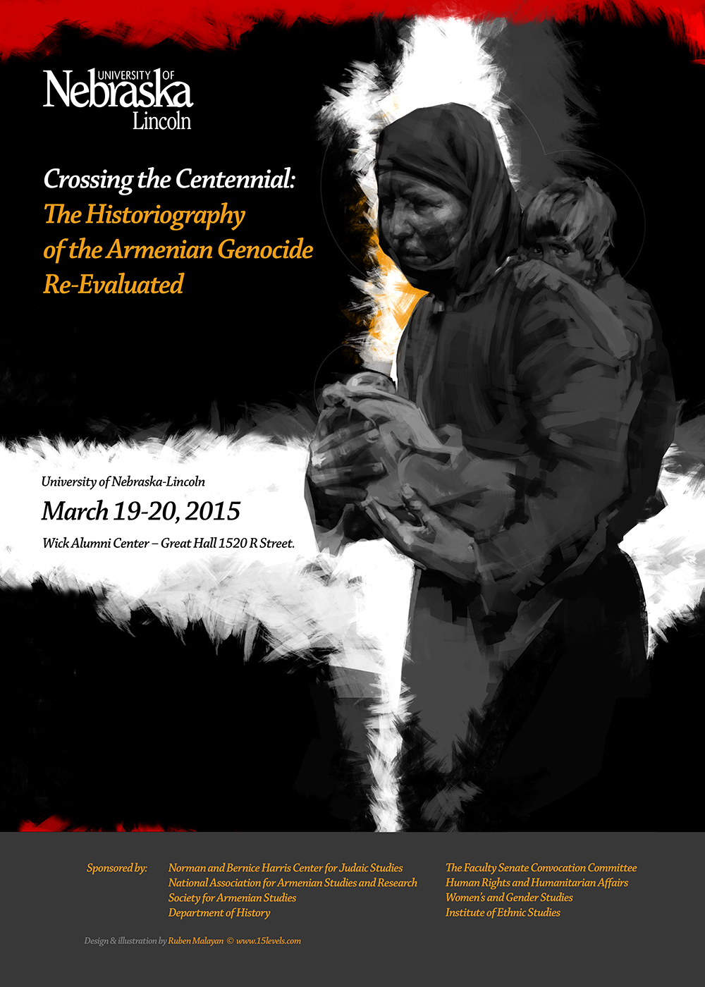 Conference Examining Armenian Genocide Is March 19 20
